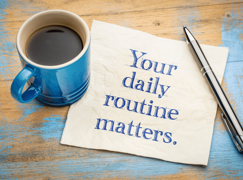 daily-routine-matters-living-well-with-carol